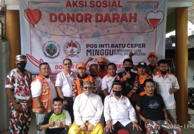 Donor Darah Derma untuk Kemanusiaan